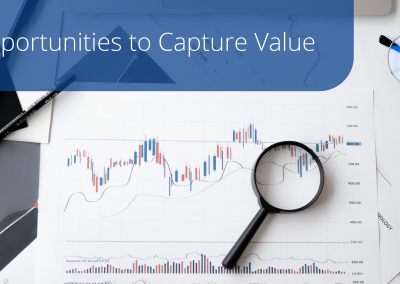 Opportunities to Capture Value